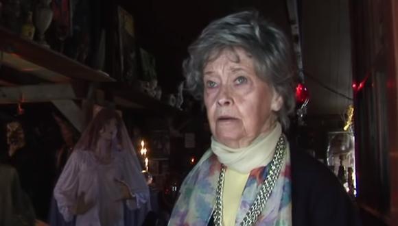 """Investigadora de lo paranormal falleció a los 92 años de causa natural. Película """"El Conjuro"""" se estrenó en el 2013. (Captura de pantalla)"""
