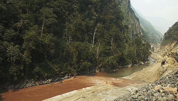 Siete kilómetros del Huallaga fueron contaminados. (USI/Referencial)