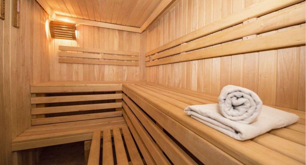 Un policía sueco detuvo a un prófugo de la justicia cuando se encontraban en un sauna. (Foto: Pixabay)