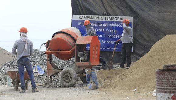 Los proyectos permitirá dar empleos a las personas de bajos recursos económicos. (Imagen referencial/Archivo/GEC)