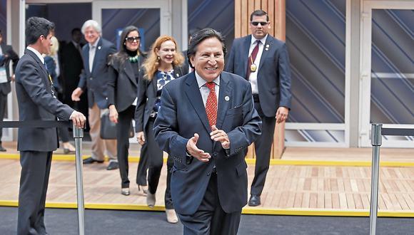 Fiscalía, quien acusa a Alejandro Toledo de recibir US$20 millones de Odebrecht, va logrando avances para traerlo de vuelta al Perú.