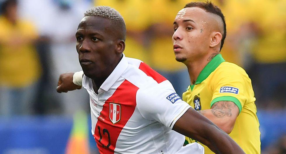 Eel pasado 22 de junio Brasil enfrentó a Perú en la tercera fecha del Grupo A de la Copa América y goleó 5-0.
