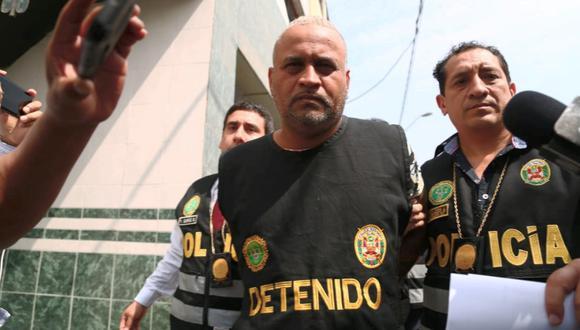 Recapturan a sujeto que intentó quemar a su pareja en vía pública (Foto: César Grados / El Comercio)