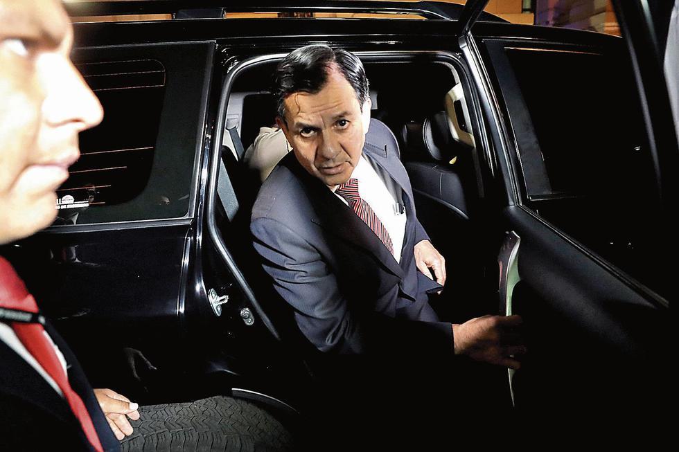 INFORMES. Ministro Mauro Medina irá hoy y el miércoles al Congreso. (USI)