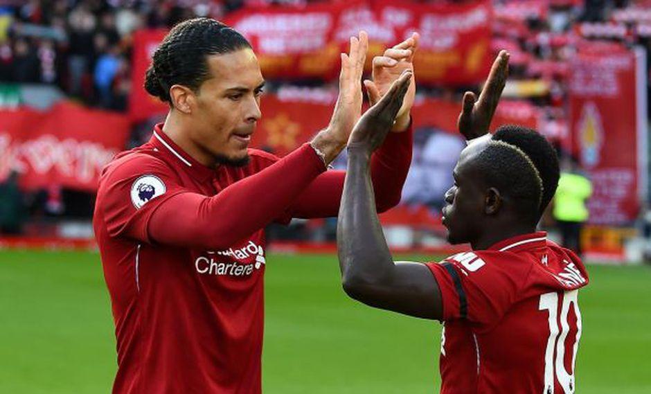Liverpool marcha segundo en la Premier con 85 unidades, a un punto del Manchester City; mientras que Cardiff marcha antepenúltimo en la clasificación. (Foto: @LiverpoolFC)