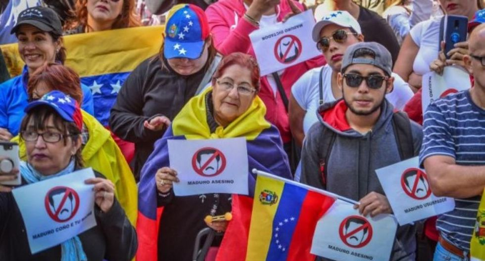 Venezuela afronta una crisis política y social que se acentuó después de que el pasado 23 de enero el líder del Parlamento, Juan Guaidó, se declaró mandatario interino. (Foto: EFE)