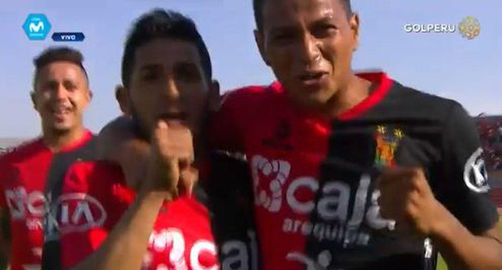 Melgar es el nuevo líder del Clausura.