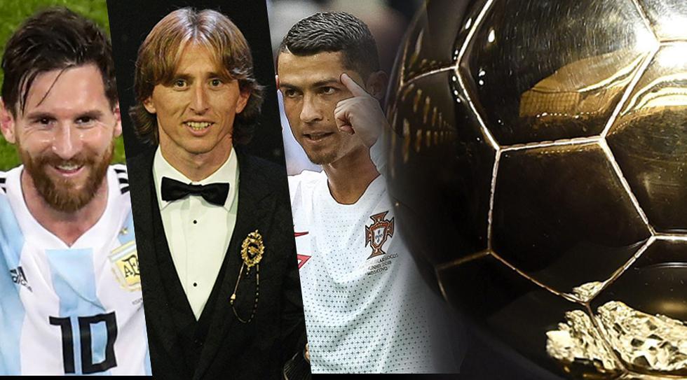 Luka Modric ganó el Balón de Oro 2018. Mira que puesto ocuparon los demás futbolistas. (Fotos: EFE)