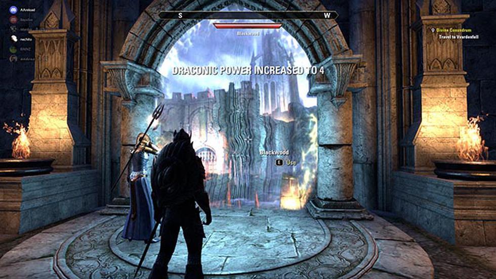 'The Elder Scroll Online: Blackwood' ya se encuentra disponible en nuestro mercado.