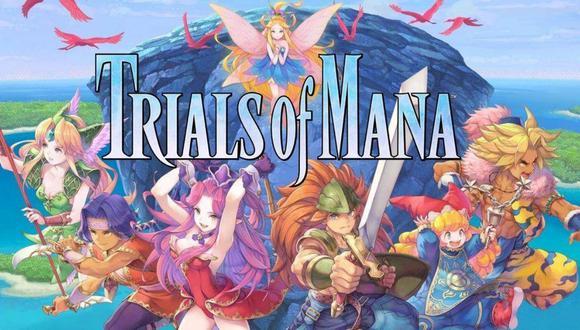 La versión de prueba de 'Trials of Mana' ya se encuentra disponible para descargar. (Fotos: Nintendo)