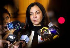 Alianza para el Progreso expulsa a Marisol Espinoza tras presentar recurso contra Vizcarra