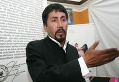 Elmer Cáceres: PJ ordena detención preliminar por 15 días de gobernador regional de Arequipa