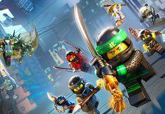 'LEGO Ninjago: La Película': Ya pueden descargar gratis el videojuego  [VIDEO]