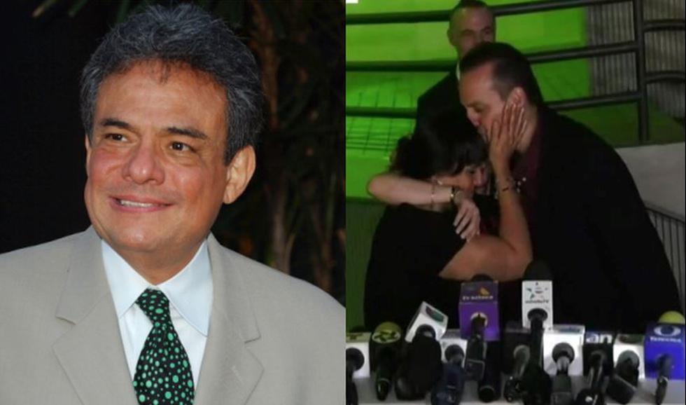 Hijos de José José se abrazaron, se reconciliaron y anuncian homenajes para su padre en Miami y México. | Composición