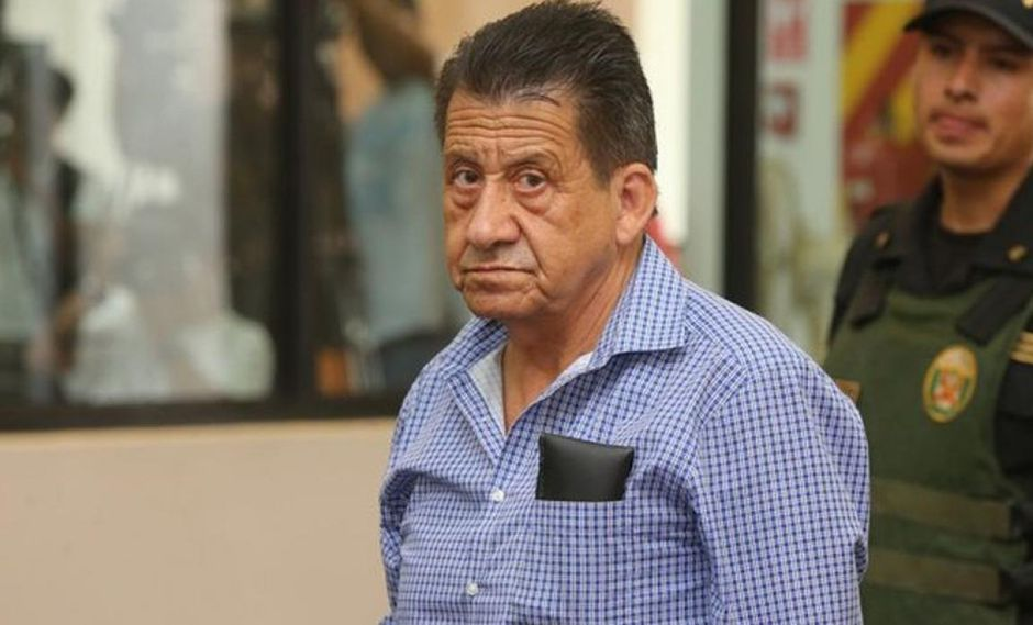 Osmán Morote y Margot Liendo regresan a prisión para cumplir cadena perpetua. (USI)