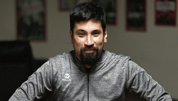 Aldo Miyashiro. Actor y conductor de TV. (Renzo Salazar)