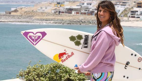 Mulanovich dijo que es hora de retribuirle al surf todo lo que le dio. (USI)
