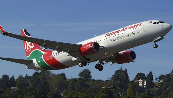 Kenya Airways indicó que las autoridades vincularon el cuerpo con su vuelo de Nairobi con destino a Londres. (Foto referencial: AP)