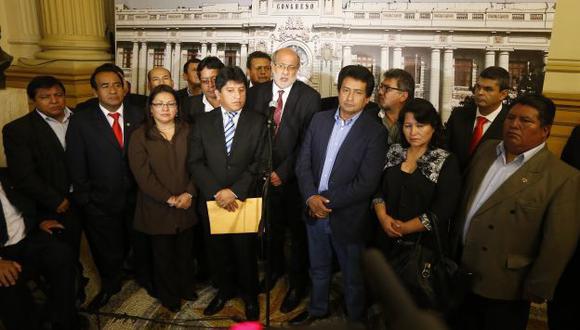 Bancada nacionalista evaluará caso de Lote 192. (Perú21)