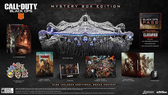 Call of Duty Black Ops 4 llegará el proximo 12 de octubre a PS4, Xbox One y PC