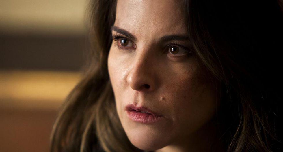 Kate del Castillo es Emilia Urquiza en 'Ingobernable' (Foto: Netflix)
