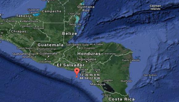 Terremoto de 7,4 grados remeció las costas de El Salvador. (CNN)