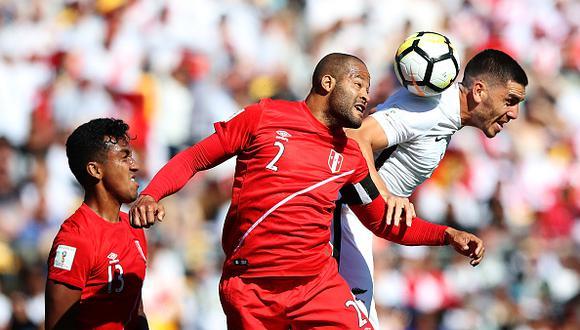 Perú no ha podido meter un gol en el primer tiempo en sus últimos 5 partidos oficiales. (Getty Images)