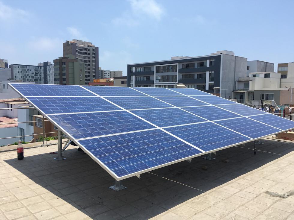 WWF Perú: Brecha energética podría desaparecer con energías renovables (Difusión)