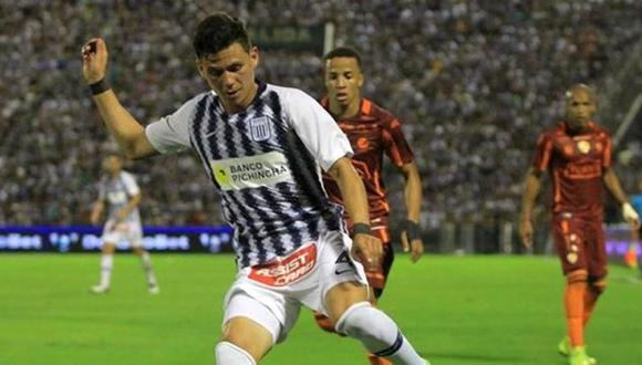 Anthony Rosell llegó a Alianza Lima en la temporada 2019. (Foto: GEC)