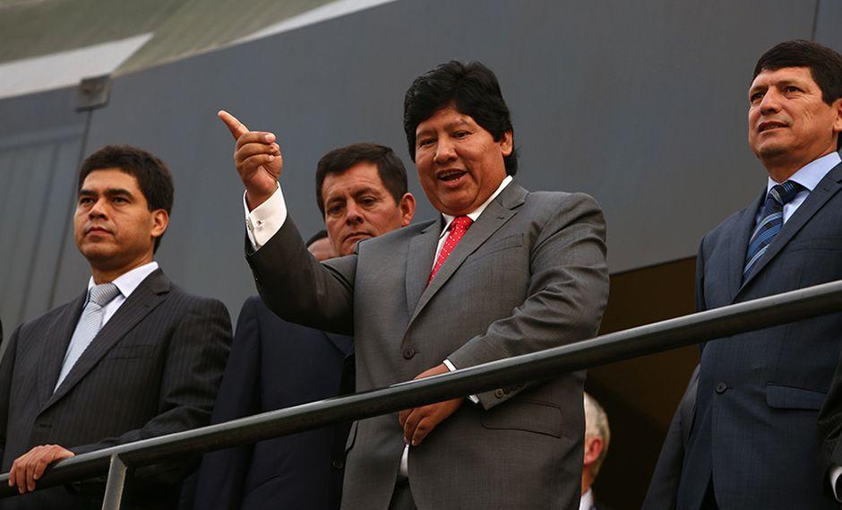 Edwin Oviedo llamó a sesión a la Junta Directiva de la FPF. (Foto: El Comercio)