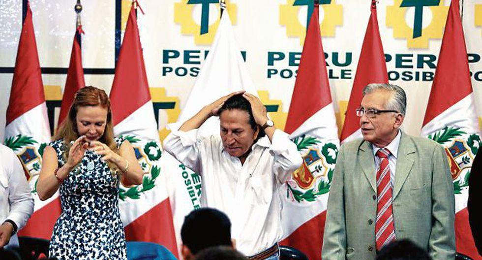 Alejandro Toledo tiene dos órdenes de prisión preventiva. (GEC)