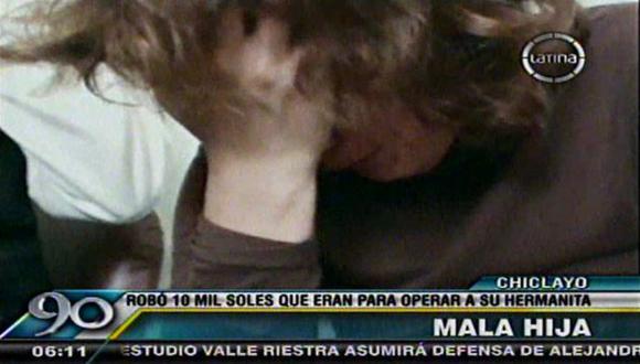 Menor había estado internada en un centro de rehabilitación de Chiclayo. (Frecuencia Latina)
