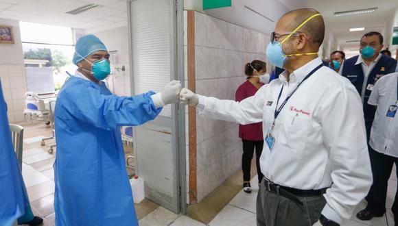 El Minsa garantizó la gratuidad en el diagnóstico, detección y tratamiento, de dicha enfermedad en el marco del Aseguramiento Universal en el Sistema Intergral de Salud (SIS).  (Foto: GEC)