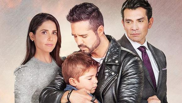 """José Ron, el personaje principal de """"Te doy la vida"""" ha confirmado que han regresado a grabar los últimos capítulos de la telenovela (Foto: Televisa)"""