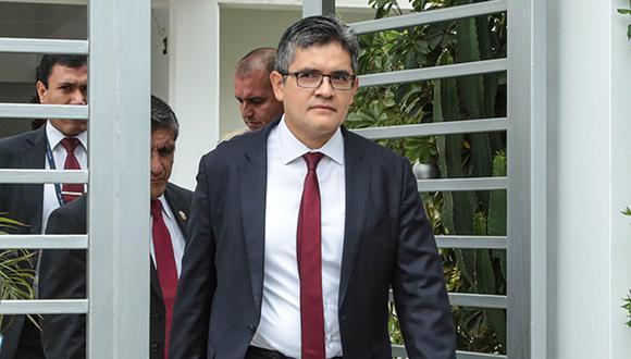El fiscal Pérez reveló que uno de los fundamentos en los cuales se sostiene el pedido de detención preliminar contra PPK es el pedido para abandonar el país pese a su impedimento de salida. (Foto: GEC)