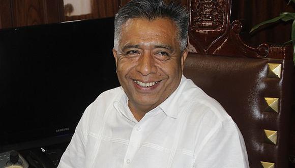 Alcalde David Cornejo revela sus aspiraciones. (USI)
