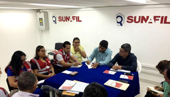 El consejo directivo de la Sunafil está conformado por el presidente y 4 representantes del sector público. (Foto: Sunafil)