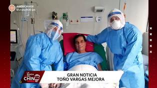 Narrador deportivo Toño Vargas abandona UCI y sus amigos lo festejan