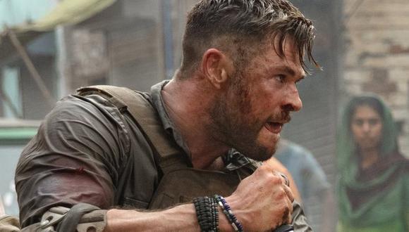"""""""Extraction"""": la historia detrás de la impactante escena de acción de 12 minutos de Tyler Rake (Foto: Netflix)"""