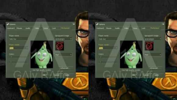 La 'Palta emocionada' llega a Half Life y se convierte en un personaje jugable.