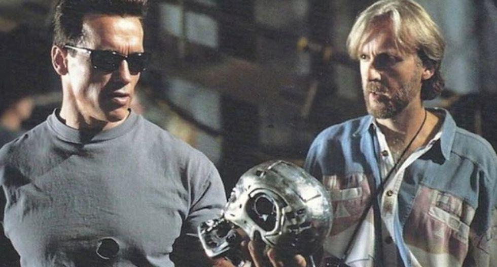 Arnold Schwarzenegger y Linda Hamilton juntos en nueva cinta de 'Terminator'