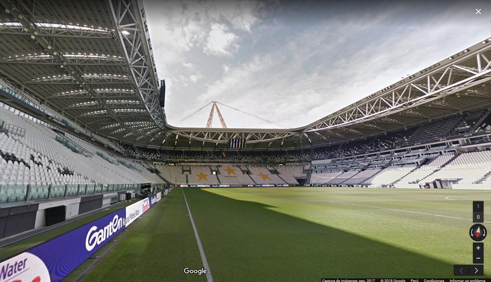 El Juventus Stadium será la nueva casa de Cristiano Ronaldo. La Vecchia Signora anunció el fichaje del astro portugués. (Foto: Google Maps)