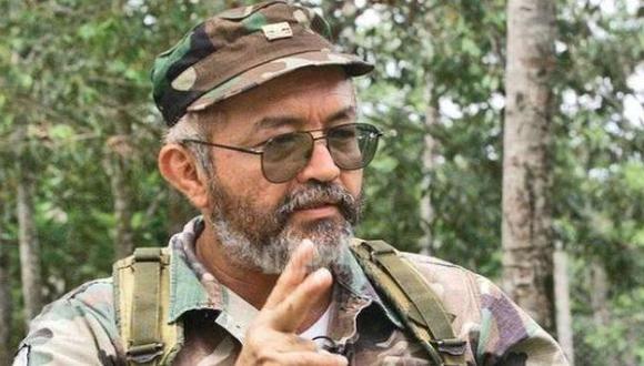 Raúl Reyes fue abatido en el 2008 en una operación realizada en territorio ecuatoriano. (Internet)