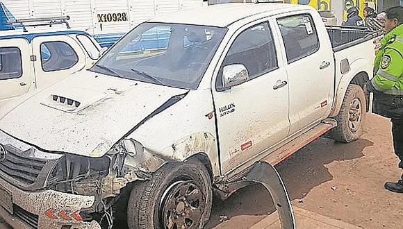 Puno:  los familiares fallecidos habían alquilado la camioneta siniestrada para que los trasladen hacia la ciudad de Juliaca. (Foto referencial)