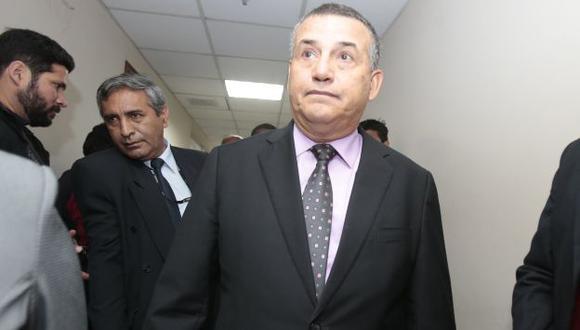 Daniel Urresti enfrentará juicio por muerte de periodista Bustíos. (Martín Pauca)