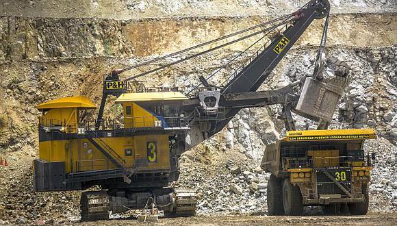 La caída de la producción nacional de cobre se dio por los resultados negativos registrados por laminera Las Bambas. (Foto: GEC)
