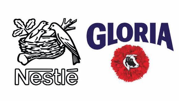 Nestlé y Gloria