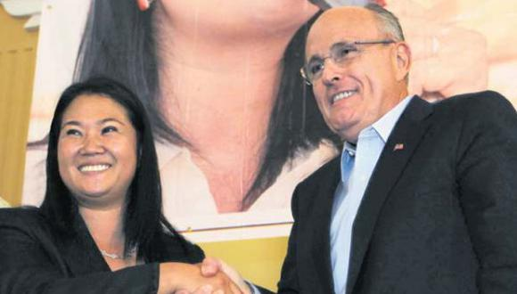 ¿Quién le ordenó a Gonzalo Ortiz de Zevallos buscar a Giuliani? Mano derecha de Trump conoce el Perú, Fujimori lo convocó en 2011. (GEC)