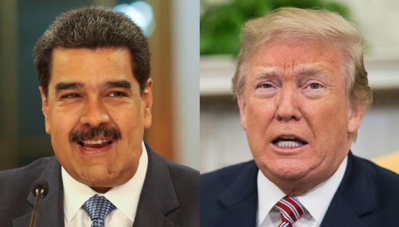 """Tras el incidente, Washington pidió a Venezuela respetar la """"ley internacional y la soberanía de sus vecinos"""". (Foto: EFE / AFP)"""