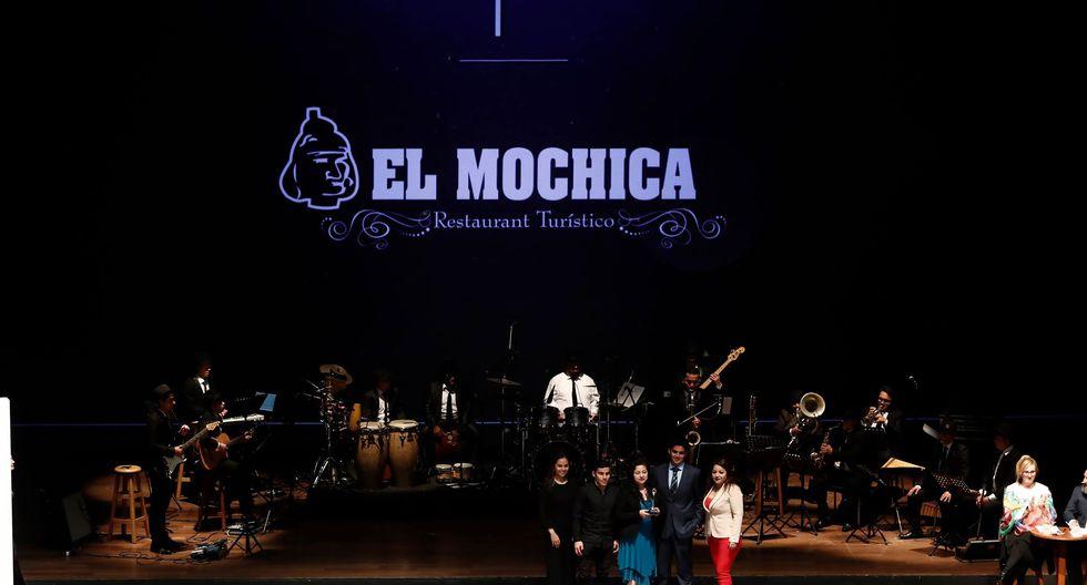 El restaurante 'El Mochica' ganó en la categoría Mejor restaurante de La Libertad. (Renzo Salazar/Perú21)
